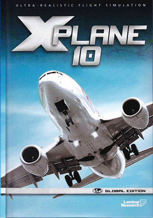 X-Plane 10 Russian edition (PC/2011)