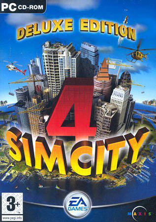 SimCity 4 - Deluxe Edition (RePack Catalyst/RUS)