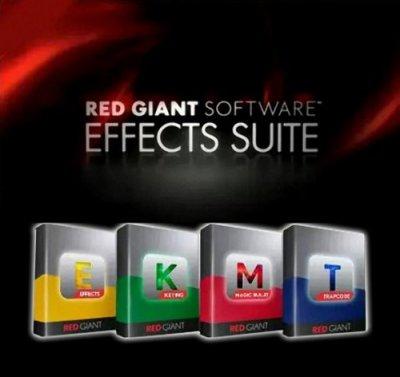 Red Giant All suites / Полный пакет (2012) Русский
