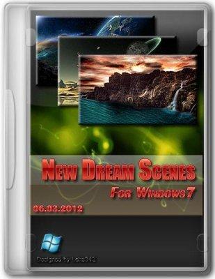 Новые анимированные обои для Виндовс 7 / Windows 7 (2012)