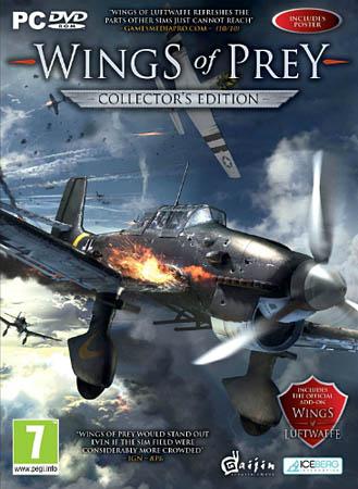 авиасимуляторы Крылатые Хищники / Wings of Prey: Collector's Edition 1.0.4.7 (PC/2011/RUS)