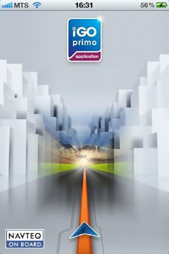 навигатор iGo primo Europe/Европа (2012) Русская и Английская версии для iPhone, iPod touch и iPad
