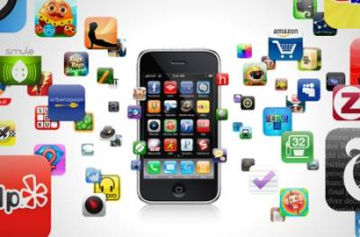 Коллекция программ и игр для Iphone Ipad ITouch (2012)