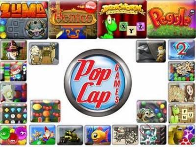 Все игры серии ПопКап / PopCap Games