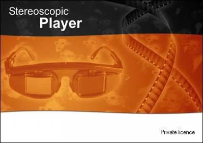 стерео проигрыватель Stereoscopic Player 1.8 (2012)