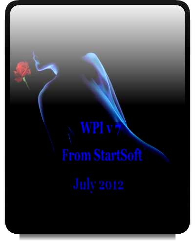 сборник программ WPI StartSoft - 7 для Виндовс / Windows 2012