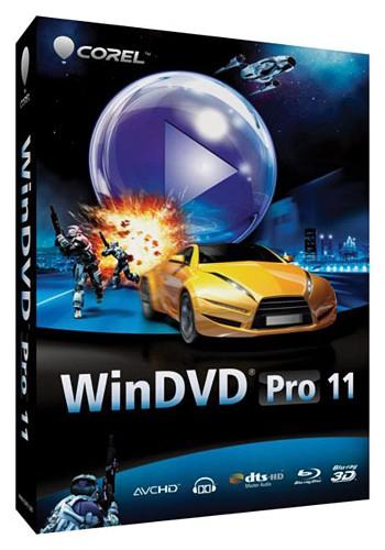 плеер Corel WinDVD Pro 11.0.0.342.521748 RePack + Русификатор (RUS) + ключ, кряк