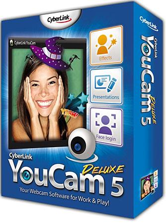 КиберЛинк Ю Кам / CyberLink YouCam 5 Deluxe 5.0.0909 RePack (RUS) + ключ, кряк