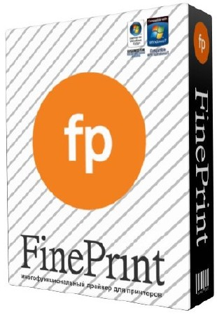 FinePrint v7.04 Workstation (RUS) + ключ, кряк