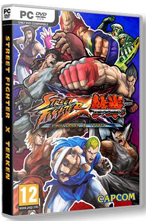 Street Fighter X Tekken (Repack VANSIK)
