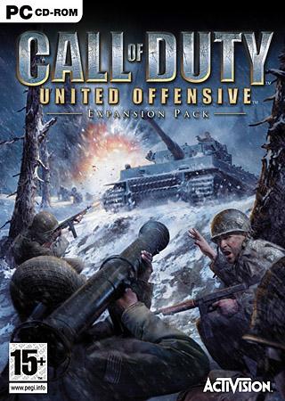 игра Кал Оф Дьюти: Объединённое Наступление / Call of Duty / COD: United Offensive (PC/RUS) + ключ