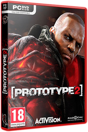 игра Прототип 2 / Prototype 2 (PC/2012/RUS)