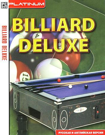 игра Бильярд / Billiard Deluxe (PC/RUS)