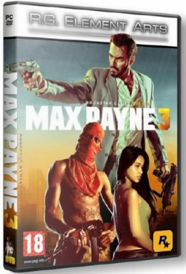 игра Макс Пейн 3 / Max Payne 3 (2012/RUS/ENG/Repack)