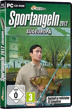 игра Рыбалка / Sportangeln 2012 - Sudeuropa (PC/2012)