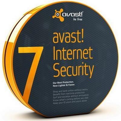антивирус Аваст / Avast! Antivirus Pro 7.0.1426 Final + ключ, Crack до 2050 года