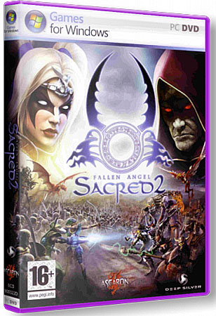 Sacred 2 Gold: Fallen Angel (Падший ангел)+ Ice & Blood (Лед и Кровь) v2.62.2 (PC/RUS)