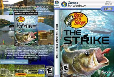игры Рыбалка / Bass Pro Shops: The Strike (PC)