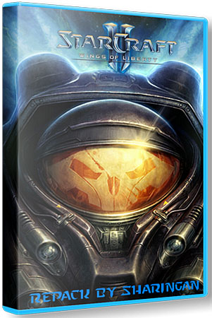 StarCraft 2: Wings of Liberty (LAN Multiplayer Only/RiP/RUS)