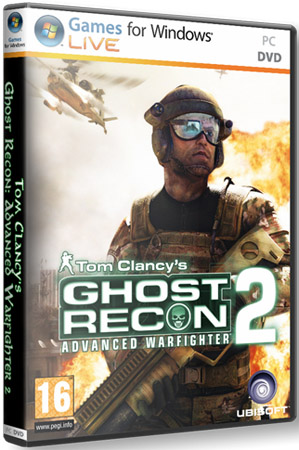 Tom Clancy's Ghost Recon: Advanced Warfighter 2 (PC/RePack/RUS)