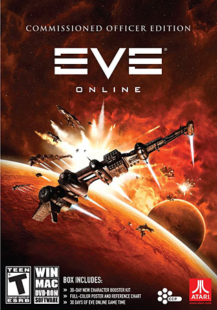 EVE Online: Inferno 1.2.2 (PC/2012/Multi4)