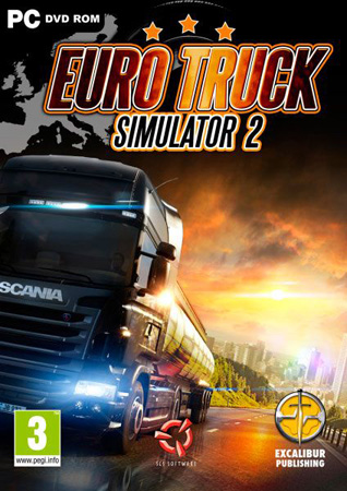Euro Truck Simulator 2 v.1.1.1 (PC/2012/Repack Fenixx)