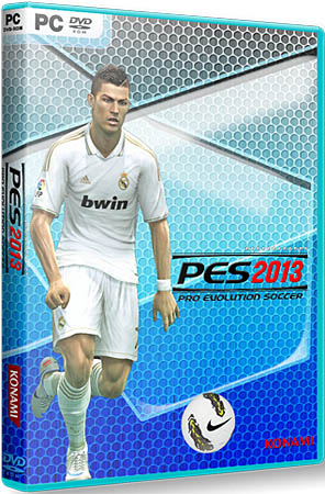 PES 2013 / Pro Evolution Soccer 2013 (2012/RUS/RePack/PC) + NoDVD/лекарство