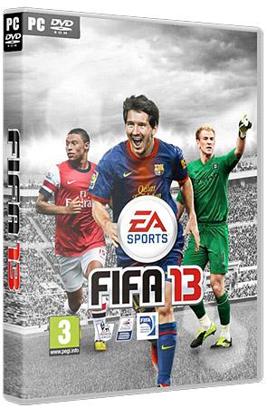 ФИФА / FIFA 13 (Лицензия Origin-Rip)