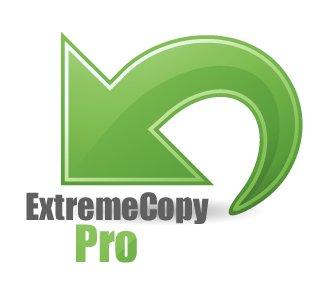 ExtremeCopy Pro 2.2.2 + ключ, кряк