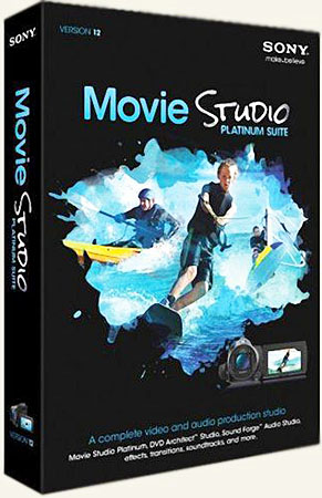 Sony Movie Studio Platinum Suite 12.0.333 Portable (x32/x64)