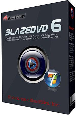 BlazeDVD Professional 6.1.1.3