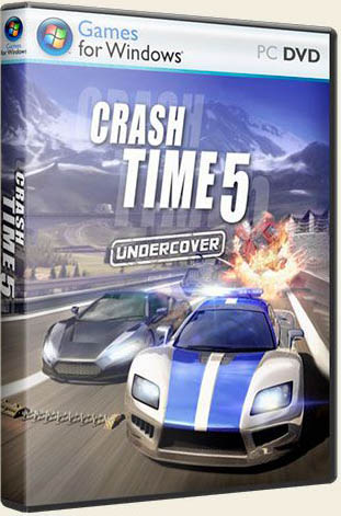 Crash Time 5: Undercover (PC/2012/Demo)