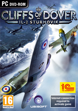 Ил-2 Штурмовик: Битва за Британию / IL-2 Sturmovik: Cliffs of Dover v.1.11.20362 (Steam-Rip Игроманы)