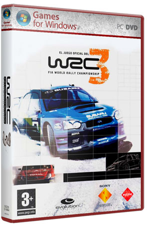 WRC 3 FIA World Rally Championship (2012/RePack SEYTER)