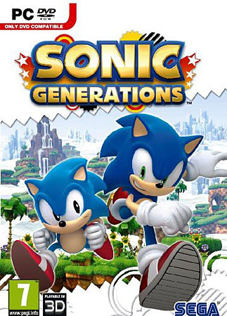 Соник / Sonic Generations 1.0.0.5 + 1 DLC (Repack Fenixx/RUS)