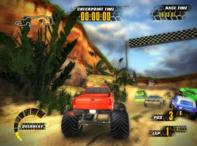 Offroad Racers (PC/2012)