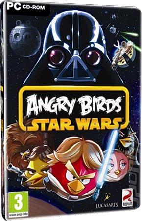 Злые Птички / Angry Birds Star Wars (2012)