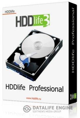 HDDLife Pro 4.0.192 + кряк