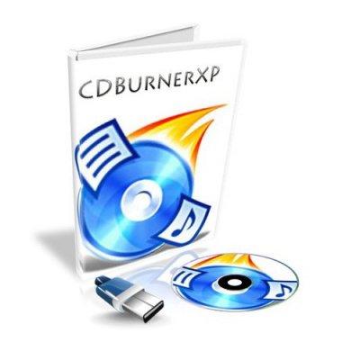 CDBurnerXP 4.5.0.3685 (32/64 bit) Portable