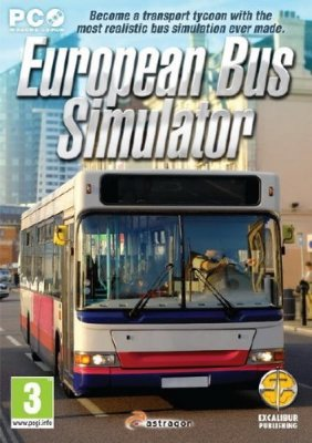 European Bus Simulator 2012 (2012/RUS/Repack)