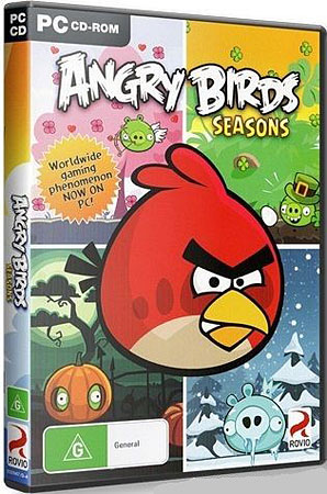 Злые Птички / Angry Birds: Anthology (PC/2012/RePack)