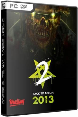 Sniper Elite: Nazi Zombie Army 2 (PC, Repack)