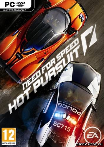 Нид Фор Спид Хот / Need for Speed Hot Pursuit NFS (2010/PC/Repack)