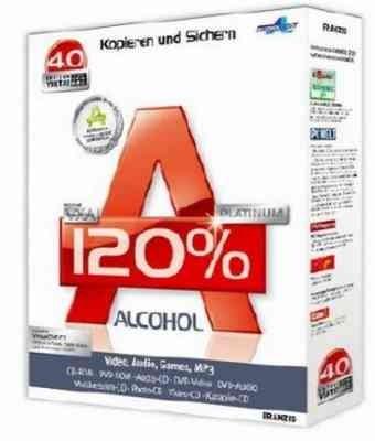 Alcohol(алкоголь) 120% 2.0.1.2033 Final + кряк, ключ