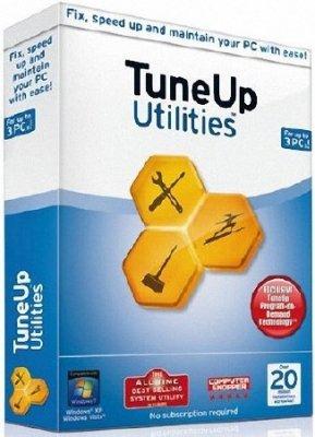 TuneUp Utilities 2011 10.0.4000.42 Final Rus для Windows 7 + ключ
