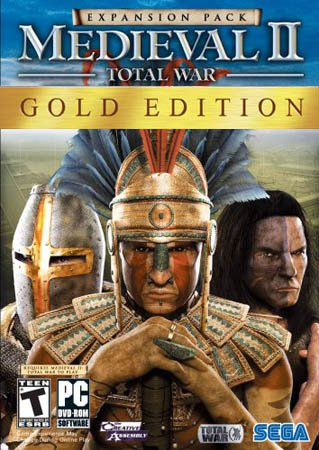 Medieval 2 Gold: Total War + Kingdoms (Repack Catalyst)
