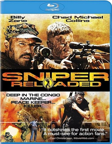 Снайпер 4 / Sniper: Reloaded (2011) HDRip