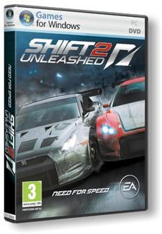 Нид Фор Спид: Шифт 2 / Need for Speed: Shift 2 Unleashed NFS (Repack / 2011 / PC)