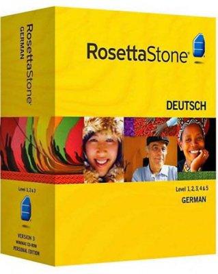 Rosetta Stone v.3.4.7 German
