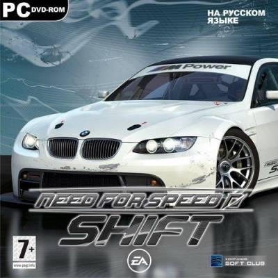 Нид Фор Спид Шифт Наскар / Need For Speed Shift Nascar (2010/Rus)